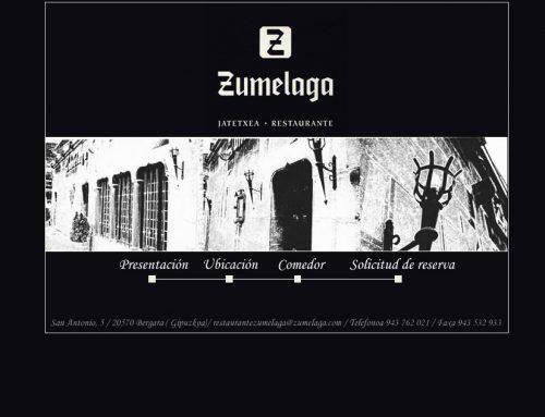 Restaurante Zumelaga